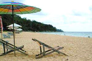 Phuket beaches: Nai Thon